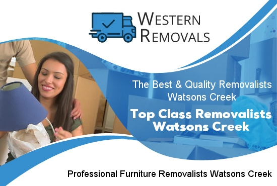 Removalists Watsons Creek