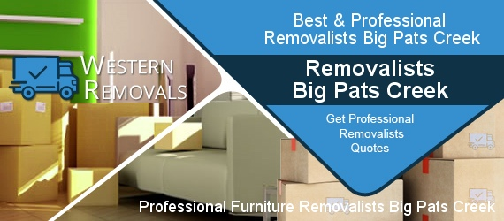 Removalists Big Pats Creek