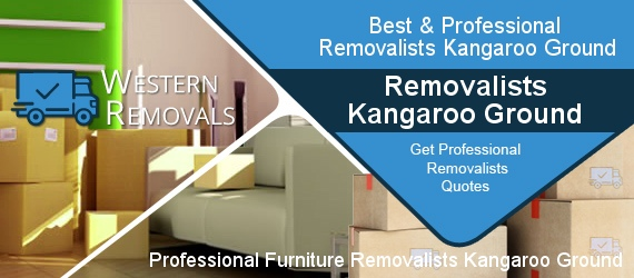 Removalists Kangaroo Ground