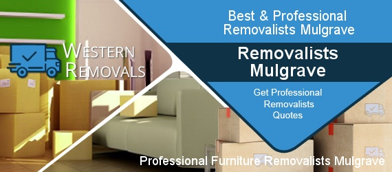 Removalists Mulgrave