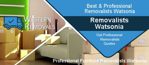 Removalists Watsonia