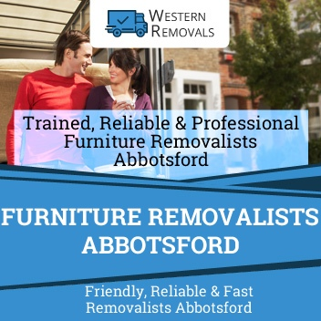 Furniture Removalists Abbotsford