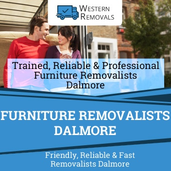 Furniture Removalists Dalmore