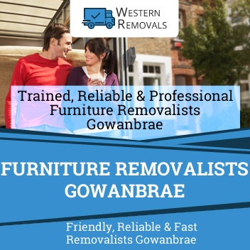 Furniture Removalists Gowanbrae