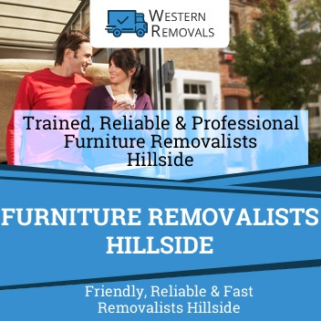 Furniture Removalists Hillside