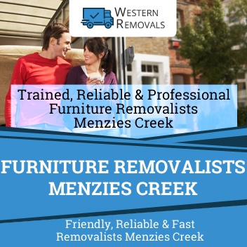 Furniture Removalists Menzies Creek