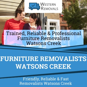 Furniture Removalists Watsons Creek