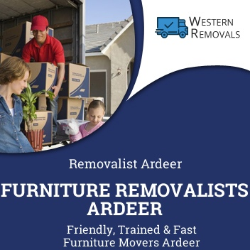 Furniture Removalists Ardeer
