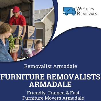 Furniture Removalists Armadale