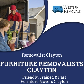 Furniture Removalists Clayton