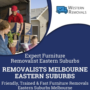 Furniture Removalists Eastern Suburbs Melbourne