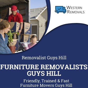 Furniture Removalists Guys Hill