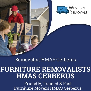Furniture Removalists HMAS Cerberus