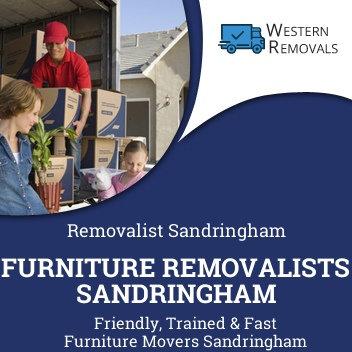 Furniture Removalists Sandringham