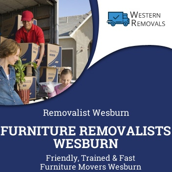 Furniture Removalists Wesburn