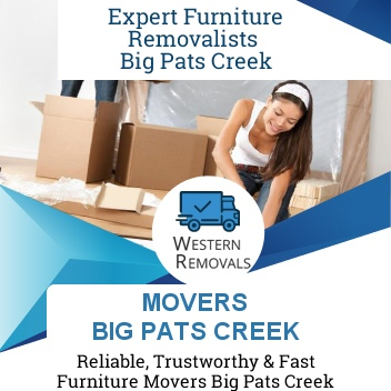 Movers Big Pats Creek