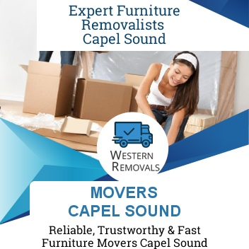 Movers Capel Sound