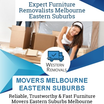 Movers Eastern Suburbs Melbourne