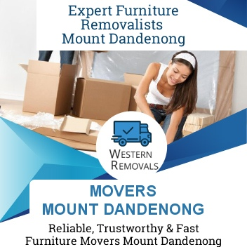 Movers Mount Dandenong