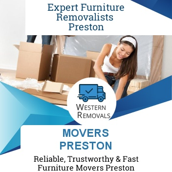 Movers Preston