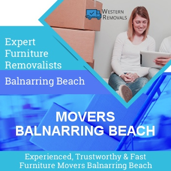 Movers Balnarring Beach