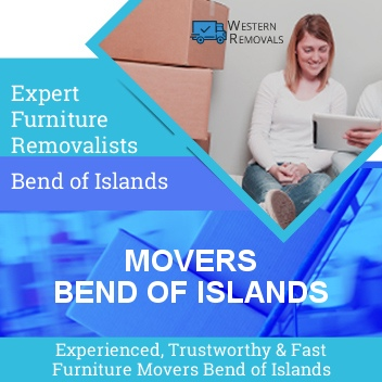 Movers Bend of Islands