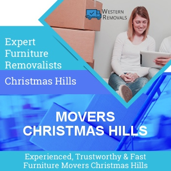 Movers Christmas Hills