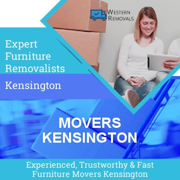 Movers Kensington