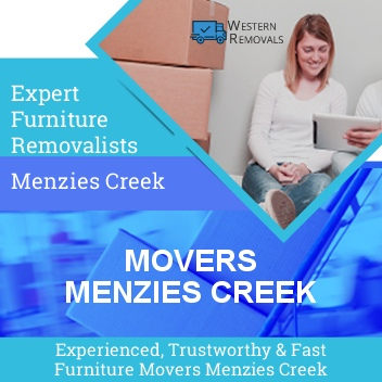 Movers Menzies Creek