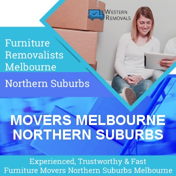 Movers Northern Suburbs Melbourne