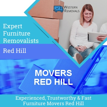Movers Red Hill
