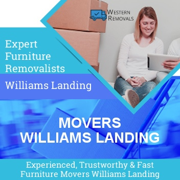 Movers Williams Landing