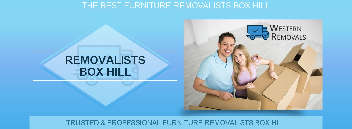 Removalists Box Hill