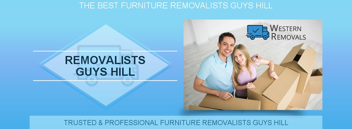 Removalists Guys Hill