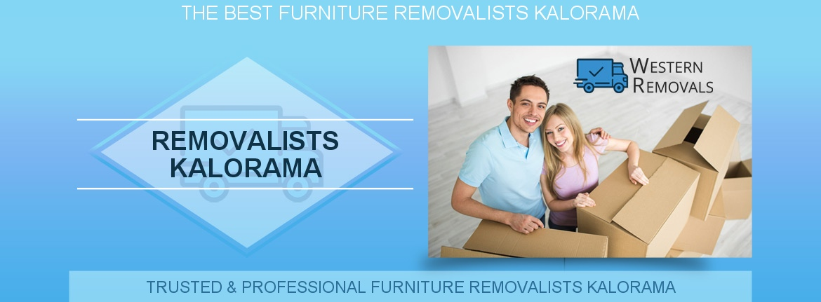Removalists Kalorama
