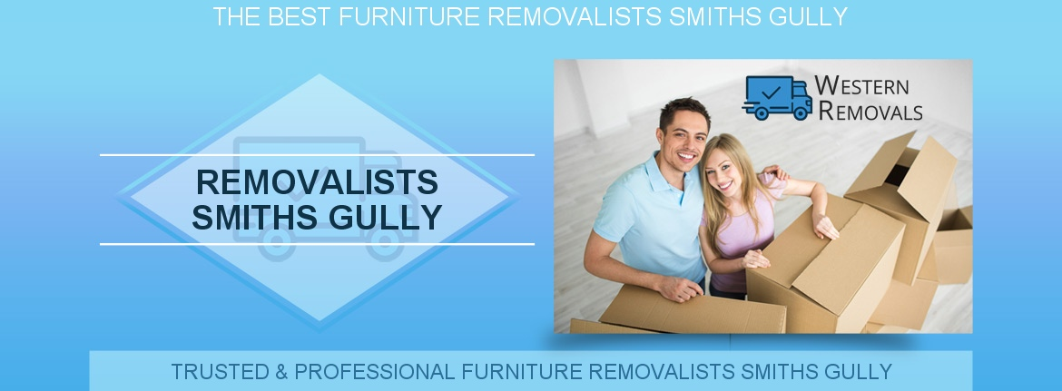 Removalists Smiths Gully